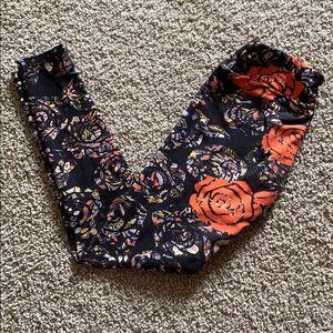LuLaRoe Rose Leggings